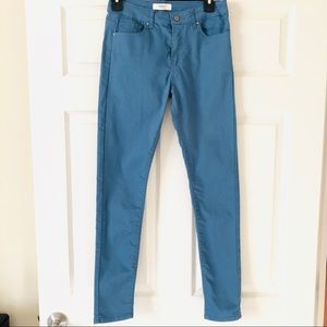 Forever 21 High Waist Skinny Jeans Size 27